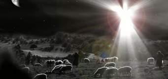 Ängeln och herdarna
