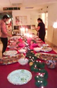 Julbord på Hagen